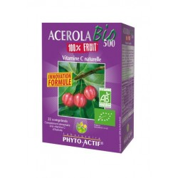 Acérola bio 500 100% fruit